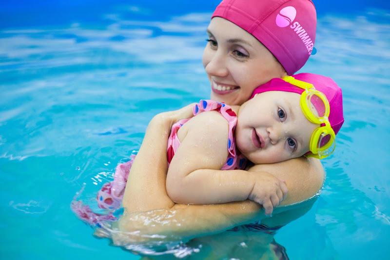 ▷ Natación para bebés - Conoce los  Beneficios para tu niño