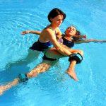 Rehabilitación con natación