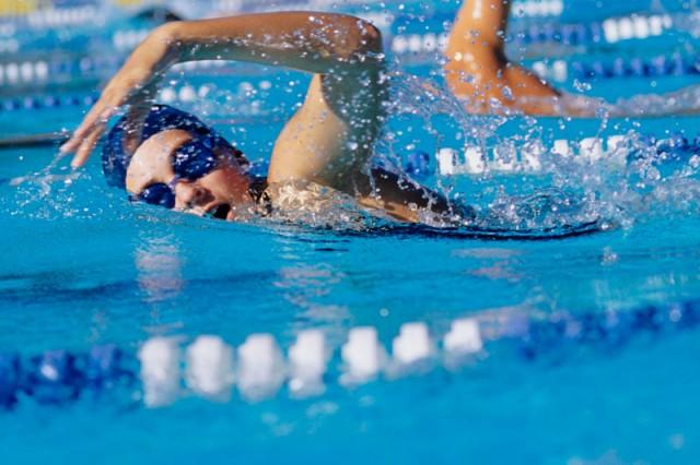 nadar a crol