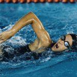 respirar en natación