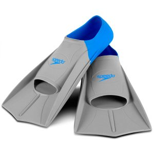 Aletas cortas de natación